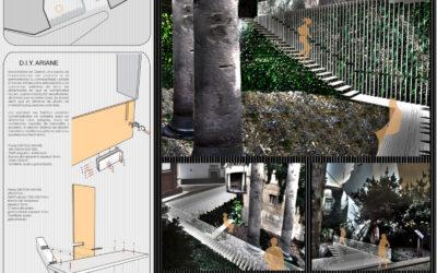 Accésit en la categoría de Arquitectura – 003 – Dekton It YourselfArchitecture Acknowledgements – 003 – Dekton It Yourself