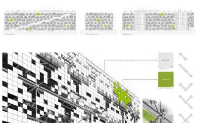 Ganador en la categoría de Arquitectura – 015 – DEKTON SPACE INVADERSWinner of architecture competition – 015 – DEKTON SPACE INVADERS