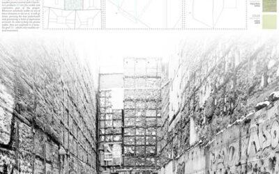 Accésit en la categoría de Arquitectura – 021 – Fill The Gap, Feel The GapArchitecture Acknowledgements – 021 – Fill The Gap, Feel The Gap