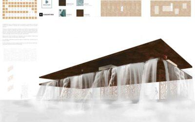 Accésit en la categoría de Arquitectura – 022 – Cosentino FallsArchitecture Acknowledgements – 022 – Cosentino Falls