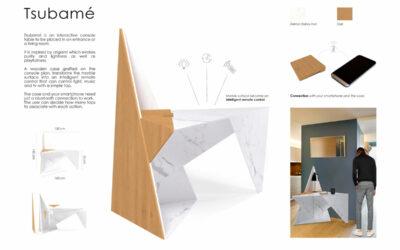Accésit en la categoría de diseño – 045 – TsubaméDesign Acknowledgement – 045 – Tsubamé