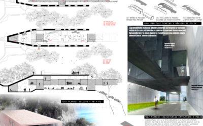 Ganador en la categoría de Arquitectura – 046 –  Mil miradasWinner of Architecture Competition – 046 –  Mil miradas