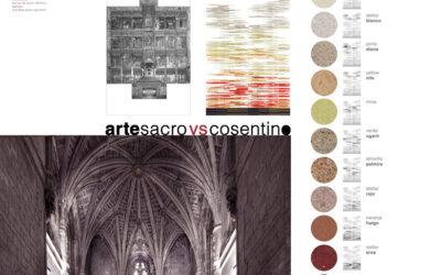 Ganador en la categoría de diseño – 048 – Arte Sacro vs CosentinoWinner of design competition – 048 – Arte Sacro vs Cosentino