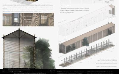 Ganador en la categoría de Arquitectura – 048 – Casa de aire y sombraWinner of Architecture Competition – 048 – Casa de aire y sombra