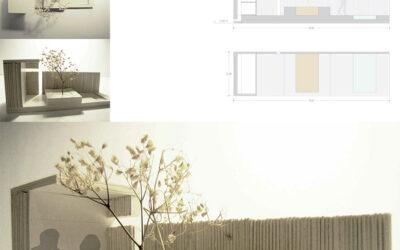Accésit en la categoría de diseño – 050 – MausoloDesign Acknowledgement – 050 – Mausolo