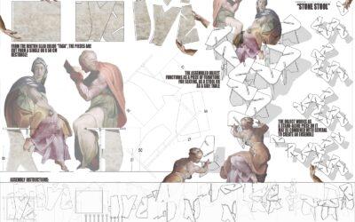 Ganador en la categoría Diseño – STONE STOOLWinner of Design Competition – STONE STOOL