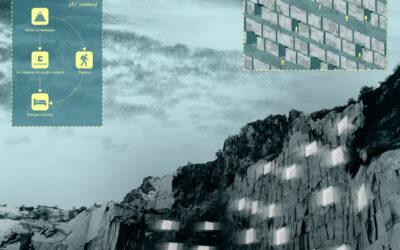 Ganador en la categoría de Arquitectura – 059 – Stone QuarryWinner of Architecture Competition – 059 – Stone Quarry