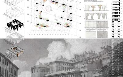 Accésit en la categoría de Arquitectura – URBAN PATIO Architecture Acknowledgements – URBAN PATIO