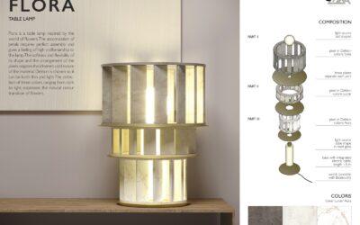 Accésit en la categoría de diseño – FLORADesign Acknowledgement – FLORA
