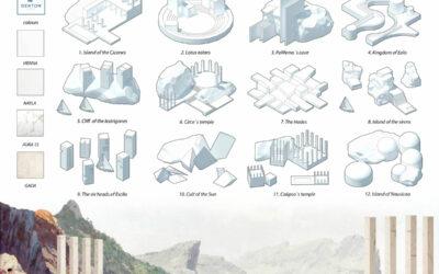 Ganador en la categoría de Arquitectura – 082 – OdysseyWinner of Architecture Competition – 082 – Odyssey