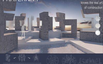 Accésit en la categoría de Arquitectura – Fraternity Architecture Acknowledgements – Fraternity