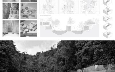 Ganador en la categoría de Arquitectura – 099 – WaterockWinner of Architecture Competition – 099 – Waterock