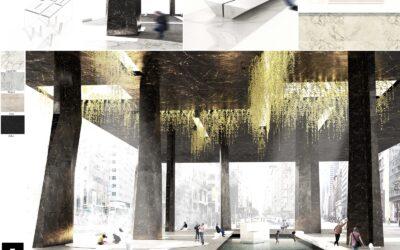 Ganador en la categoría de Arquitectura – Cosentino Square Winner of Architecture Competition – Cosentino Square
