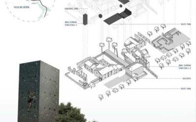 Ganador en la categoría de Arquitectura – 104 – Ghost PlaytownWinner of Architecture Competition – 104 – Ghost Playtown