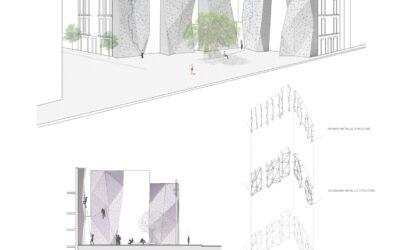 Accésit en la categoría de Arquitectura – 115 – Climbing Square Architecture Acknowledgements – 115 – Climbing Square