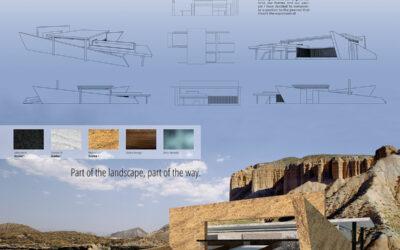 Ganador en la categoría de Arquitectura – 126 – Origins of the journeyWinner of Architecture Competition – 126 – Origins of the journey