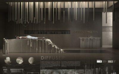 Ganador en la categoría Diseño – 144 – DiffuseWinner of Design Competition – 144 – Diffuse