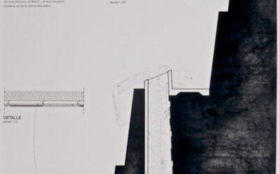 Accésit en la categoría de Arquitectura – 65 – Cueva de escalada Architecture Acknowledgements – 65 – Cueva de escalada