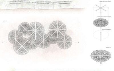 Ganador en la categoría Diseño -Bajo la sombra de un árbolWinner of Design Competition – Bajo la sombra de un árbol
