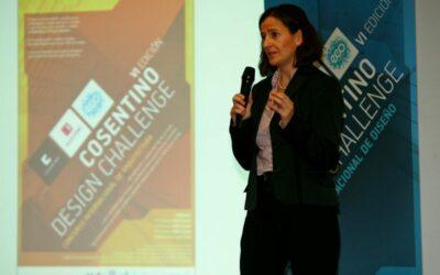 Coordinadora Cosentino Design Challenge, Adelina Salinas Arquitecta colaboradora
