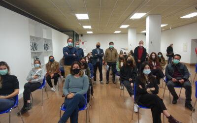 La 15ª Edición del CDC se presenta en la Escuela de Arte y Superior de Diseño de Pamplona   The 15th Edition of the CDC is presented at the School of Art and Design Superior of Pamplona