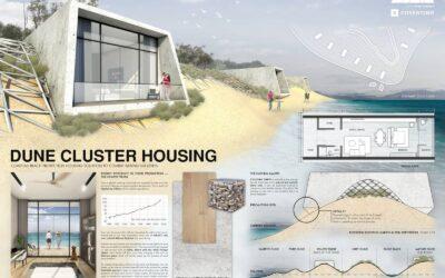 Accésit en la categoría de Arquitectura – Dune Cluster Housing Architecture Acknowledgements – Dune Cluster Housing