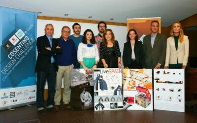 Entrega de premios Cosentino Design Challenge Arquitectura 2011