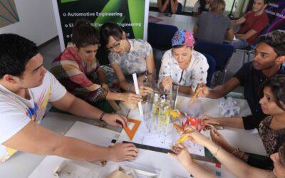 Cosentino Middle East se asocia con Heriot-Watt University Dubai para presentar el concurso internacional Cosentino Design Challenge (CDC).   Cosentino Middle East partners with Heriot-Watt University Dubai to introduce the international Cosentino Design Challenge (CDC).