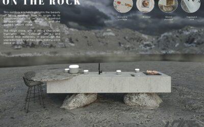 Ganador en la categoría de Arquitectura – ON THE ROCK Winner of Architecture Competition – ON THE ROCK