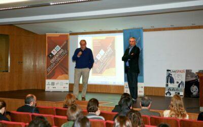 Profesores de la ETSAM, Raúl Fraga y Ricardo Santonja