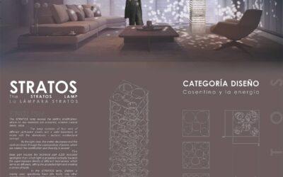 Ganador en la categoría Diseño – STRATOS Winner of Design Competition – STRATOS
