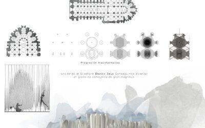 Ganador en la categoría de Arquitectura – StalactigeWinner of Architecture Competition – Stalactige