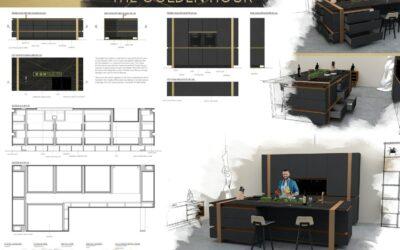 Ganador en la categoría de Arquitectura – The Golden Hour  Winner of Architecture Competition – The Golden Hour