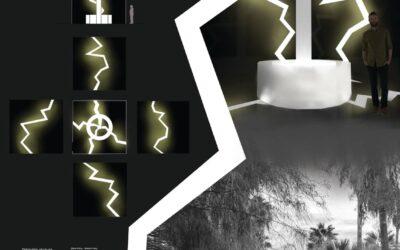 Accésit en la categoría de diseño – The LightningDesign Acknowledgement – The Lightning